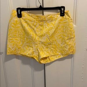 High waisted Lilly Pulitzer shorts